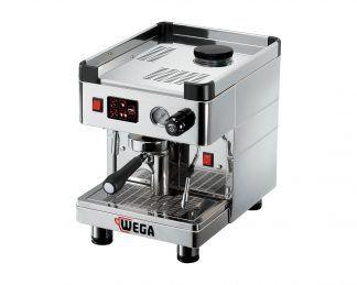 Επαγγελματική Μηχανή Καφέ Espresso Wega Mininova INOX EVD