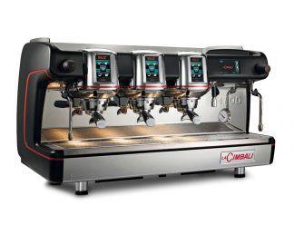 Ηλεκτρονική Δοσομετρική Επαγγελματική Καφετιέρα Espresso La Cimbali M100 GT HD DT/3