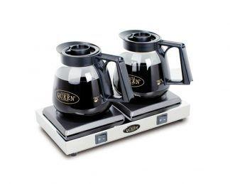 Θερμαινόμενες Εστίες Καφέ Φίλτρου Coffee Queen V-2