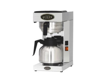 Επαγγελματική Μηχανή Καφέ Φίλτρου Μικρού Μεγέθους Coffee Queen Office Thermos