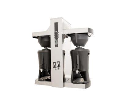 Διπλή Μηχανή Καφέ Φίλτρου Coffee Queen Tower