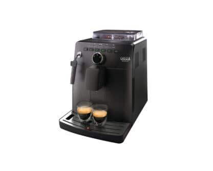 Υπεραυτόματη Μηχανή Καφέ Gaggia Naviglio Black