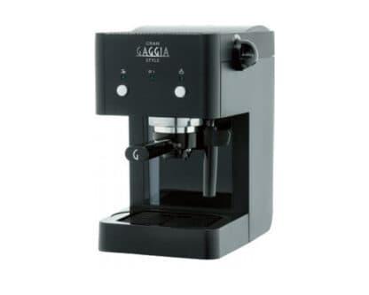Παραδοσιακή Μηχανή Καφέ Espresso Gran Gaggia Style LSB Black