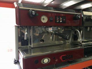 Wega atlas evd1 μεταχειρισμένη καφετιέρα