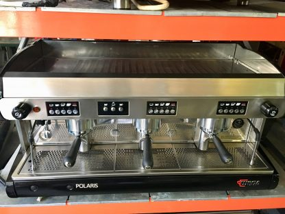 Wega Polaris 3 group μεταχειρισμένη καφετιέρα.