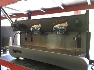 Μεταχειρισμένη καφετιέρα rancilio epoca