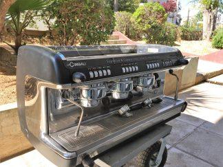 La Cimbali M39 GT turbosteam μηχανες εσπρεσσο επαγγελματικες μεταχειρισμενες