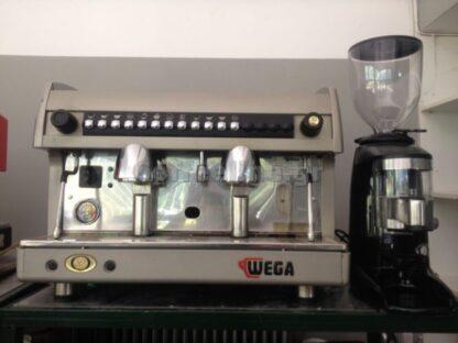 Wega Ηλεκτρονική Εσπρεσσομηχανή